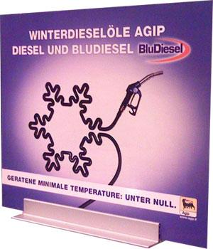 Agip Winteröle.