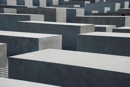 Holocaust-Mahnmal.