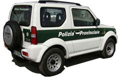 Polizia Provinciale.