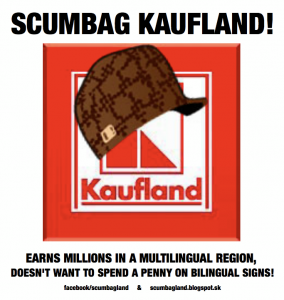 Kaufland-Kampa.