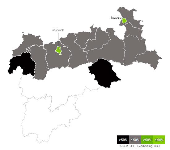 LTW BL Tirol + Salzburg.