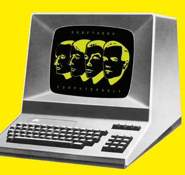 Kraftwerk Computerwelt.