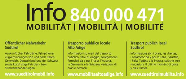 Info Mobilität.