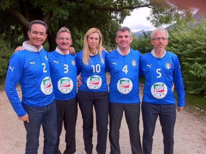 Team Azzurro.