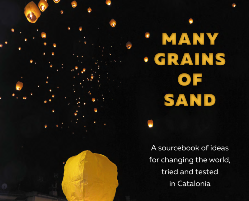 Many grains of sand