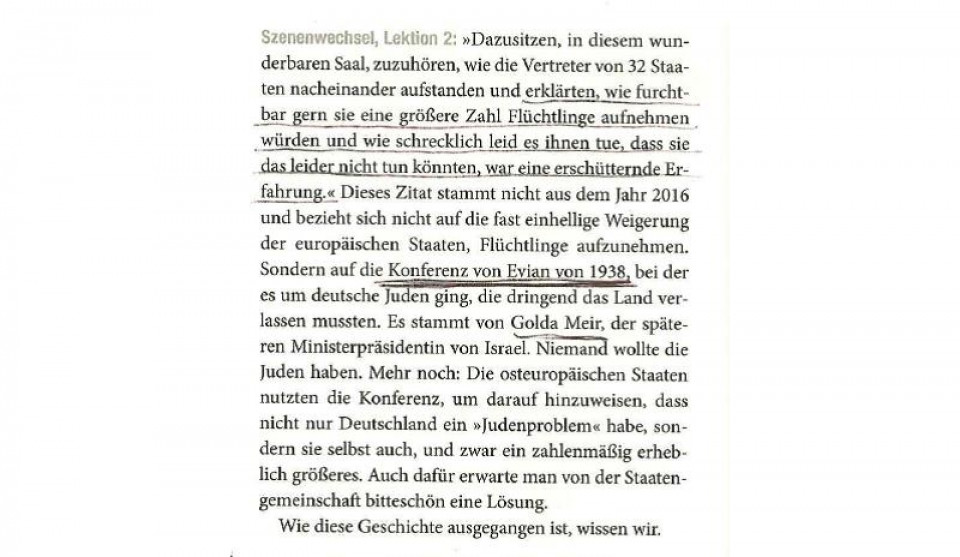 Golda Meir Welzer