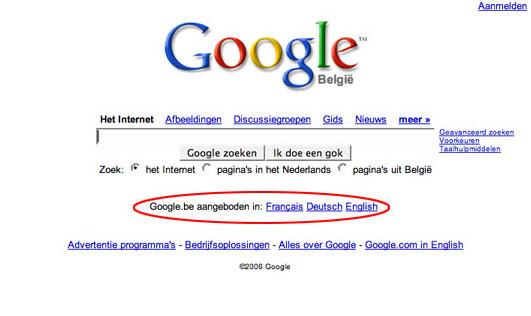 googlebe